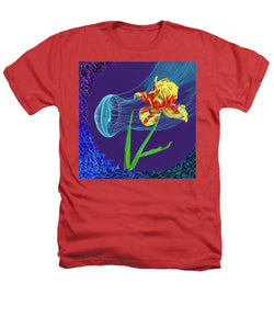 Tulip and Jellyfish Embrace  - Heathers T-Shirt