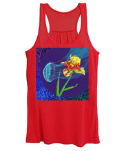 Load image into Gallery viewer, Tulip and Jellyfish Embrace  - Women's Tank Top