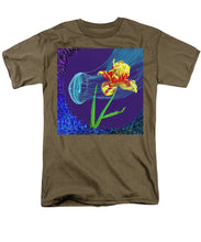 Load image into Gallery viewer, Tulip and Jellyfish Embrace  - Men's T-Shirt  (Regular Fit)
