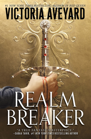 Realm Breaker (Signed Copy)