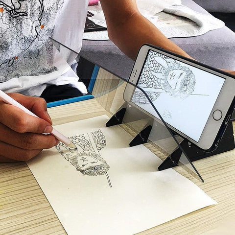 Sketch Wizard Tracing Projector