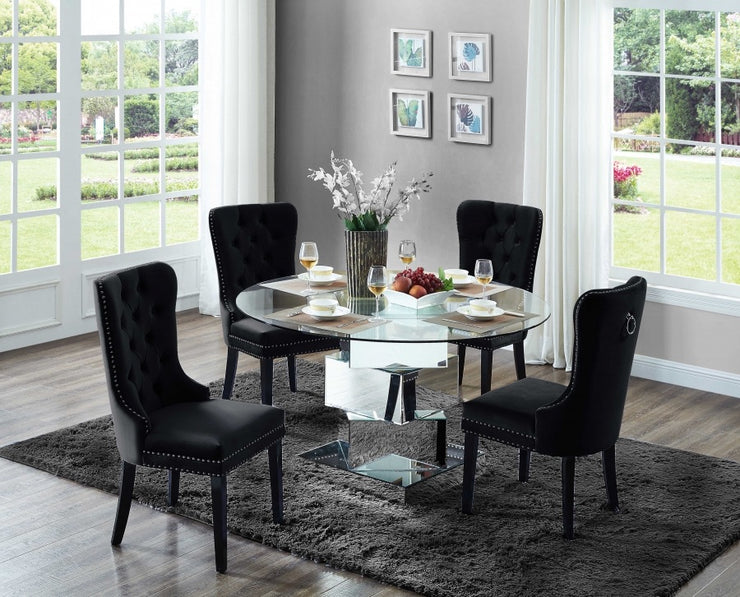 Haven Table w/ 4 Miley Chairs