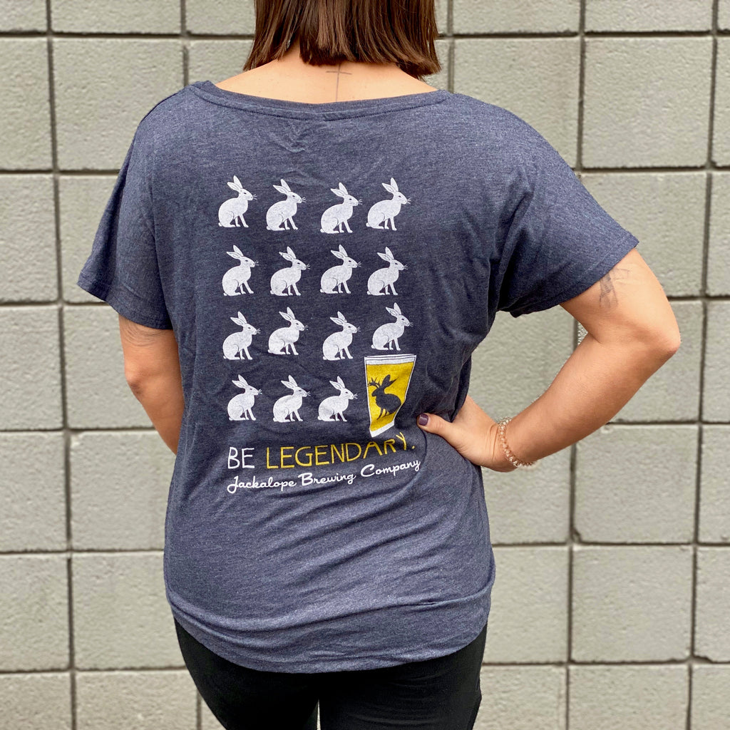 Be Legendary Ladies' Tee