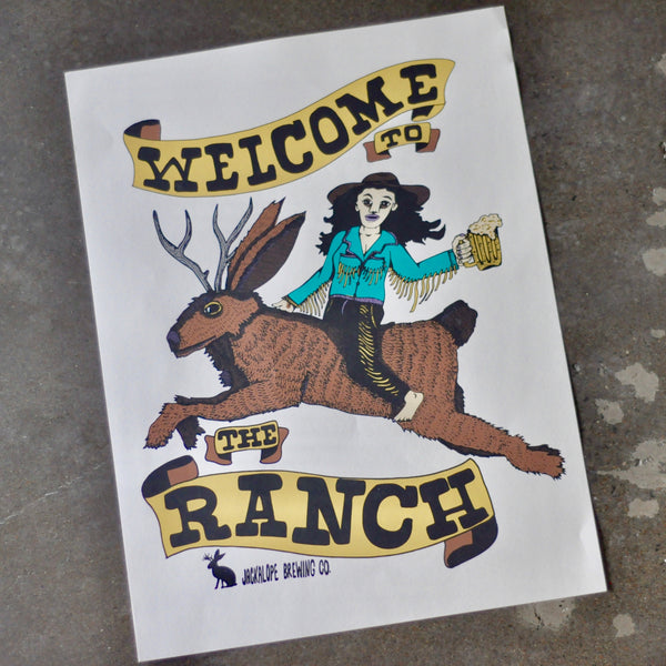 Ranch Poster
