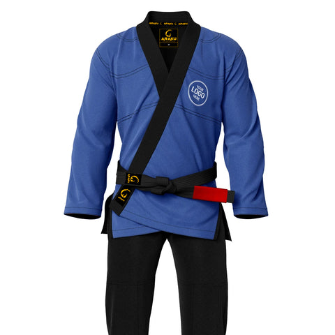 PERSONALISED BJJ GI