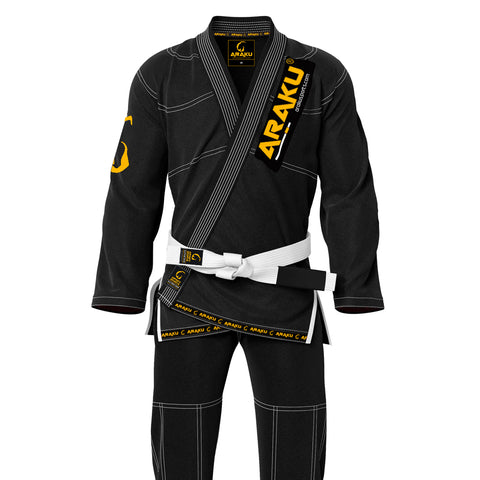 ARAKU FIGHTER BRAZILIAN JIU JITSU GI (BJJ GI) - Araku Sports
