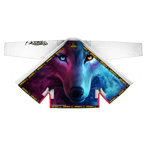 BEAST SUBLIMATION BRAZILIAN JIU JITSU GI ( BJJ GI ) - Araku Sports