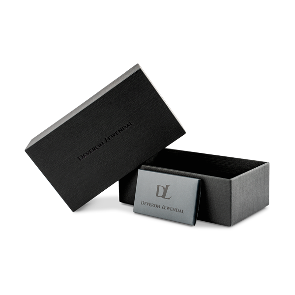 Black box for watches Deveron Lewendal swedish brand