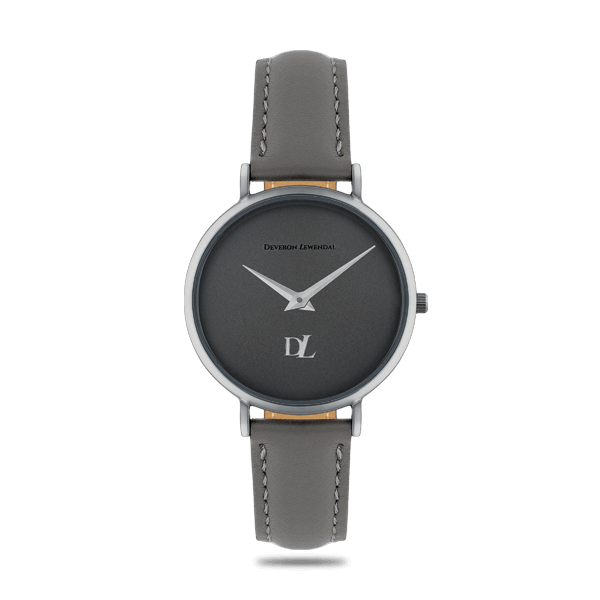 Watch Gray Sand for women in gray color  by Deveron Lewendal brand