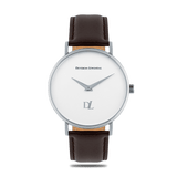 Minimalist quartz watches for men Deveron Lewendal brand