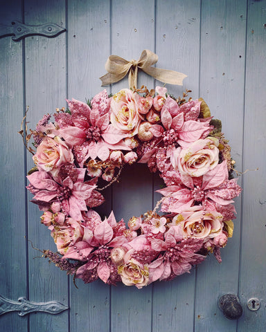 Oh So Fabulous Floral Wreath