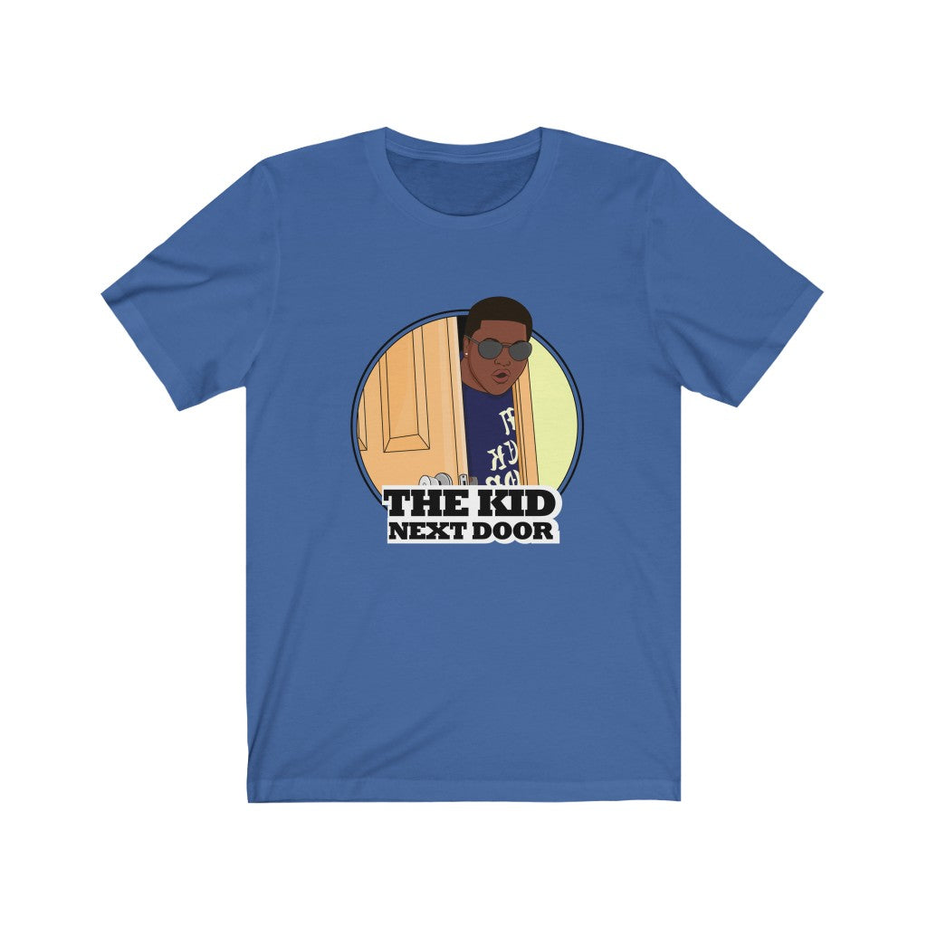 The Kid Next Door Short Sleeve Tee