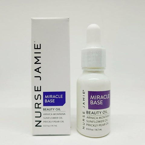 NURSE JAMIE Miracle Base Beauty Oil ( 14.7 ml )