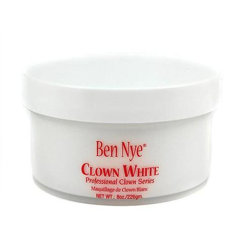 Ben Nye CW Series Clown White CW-4 (8 oz)