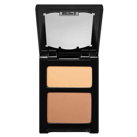 KAT VON D BEAUTY Kitten Mini Shade + Light Contour Duo -Medium