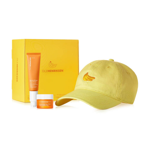 Ole Henriksen - Hats Off to Bananas™ Pre-Makeup Skincare Set