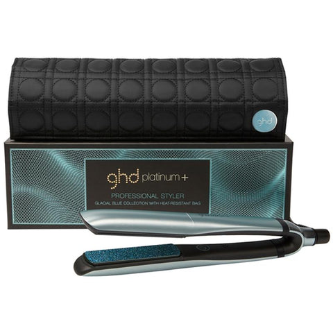 ghd PLATINUM+ GLACIAL BLUE STYLER