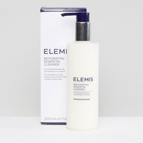 Elemis Rehydrating Rosepetal Cleanser - 200mL