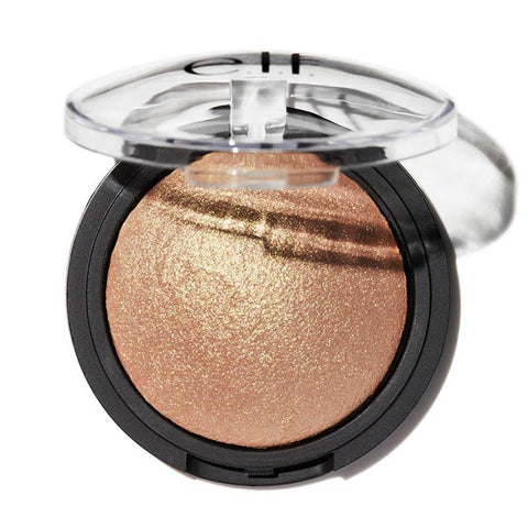 ELF baked highlighter - apricot glow