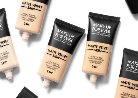 MAKE UP FOR EVER Matte Velvet Skin Full Coverage Foundation -Y325 Flesh