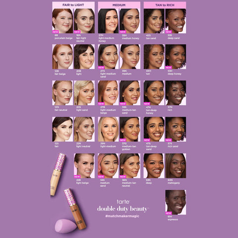 Tarte Shape Tape Concealer ( see colors inside )