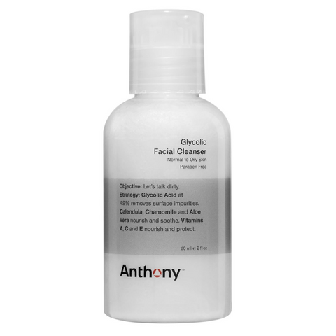 ANTHONY Glycolic Facial Cleanser