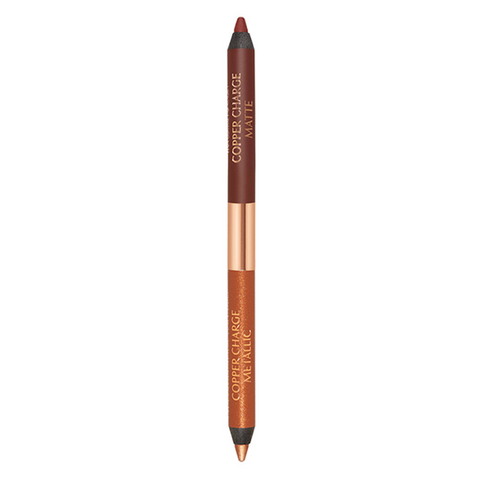 CHARLOTTE TILBURY Eye Colour Magic Liner Duo - copper charge