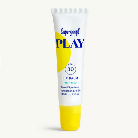 Supergoop ! PLAY Lip Balm SPF 30 with Mint SPF30