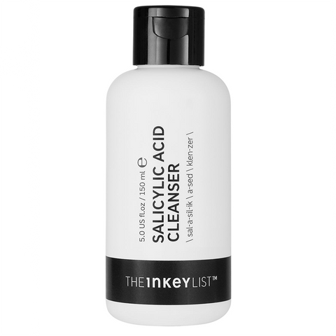 THE INKEY LIST Salicylic Acid Cleanser( 150ml ) - unboxed