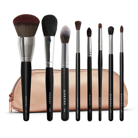 Morphe | Complete Beat Face & Eye Brush Set