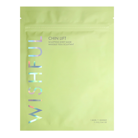 WISHFUL Chin Lift Sculpting Sheet Mask 11.5g