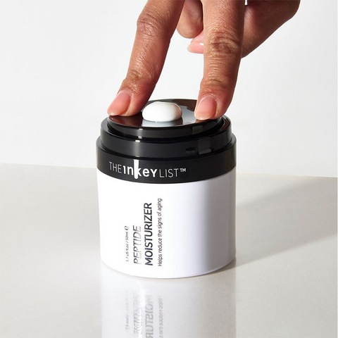 THE INKEY LIST Peptide Moisturiser( 50ml )