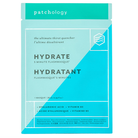 PATCHOLOGY FlashMasque Hydrate 5 Minute Sheet Mask( Single )
