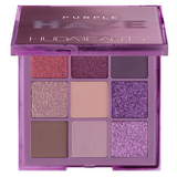 HUDA BEAUTY Haze Obsessions Eyeshadow Palette - Purple Haze Obsessions