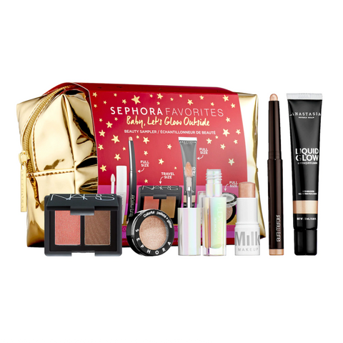 Sephora Favorites Baby, Let's Glow Outside Bronzer & Highlighter Set