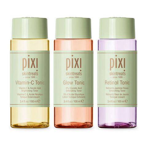 Pixi Gift Of Brighten Glow & Smooth( 3 x 100ml )