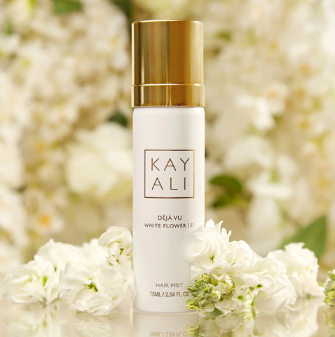 HUDA BEAUTY KAYALI DÉJÀ VU WHITE FLOWER Hair Mist