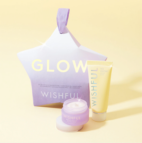 Wishful Glow Set (Huda Beauty)