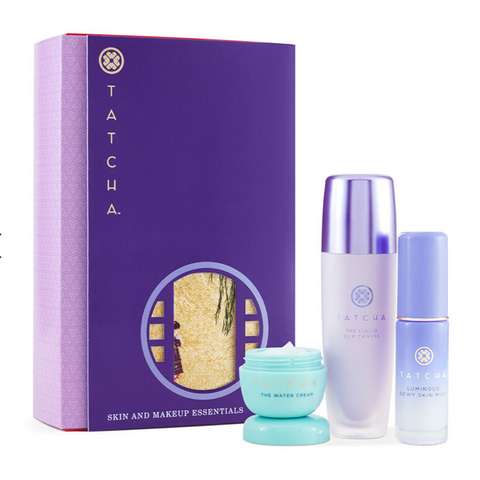 tatcha SKIN-PROTECTING, MAKEUP-PERFECTING ESSENTIALS