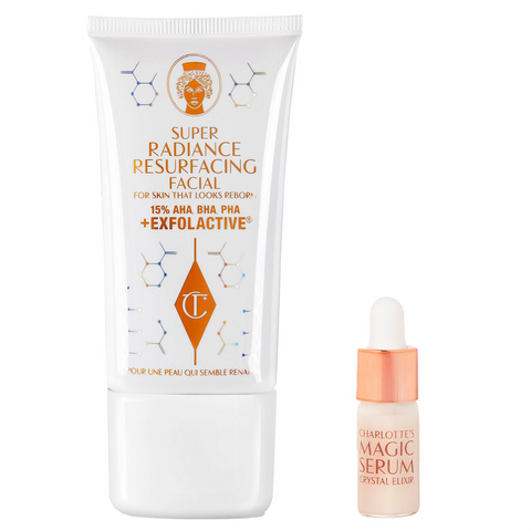 CHARLOTTE TILBURY Super Radiance Resurfacing Facial( 50ml )