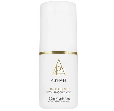 ALPHA-H Liquid Gold Exfoliating Treatment with Glycolic Acid 50mL