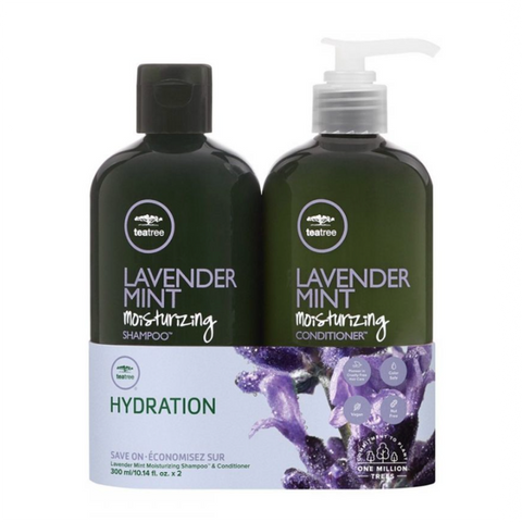 Paul Mitchell Lavender Mint Hydration Set