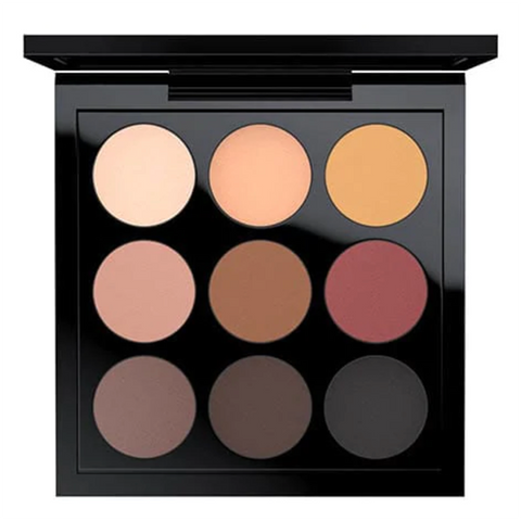 MAC Eye Shadow X 9: Semi-Sweet Times Nine