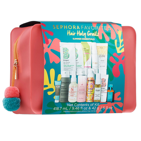 SEPHORA FAVORITES Hair Holy Grails Summer Essentials
