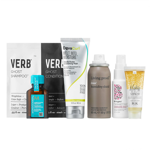 SEPHORA FAVORITES Frizz Fighters: Care, Treatments & Stylers