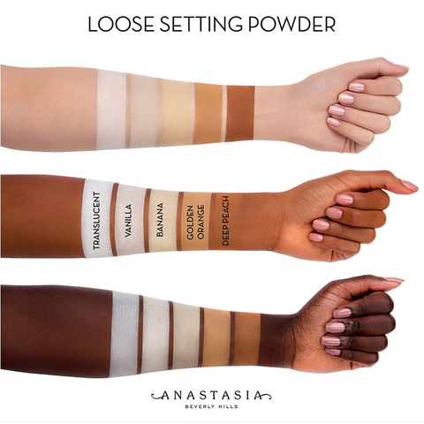ANASTASIA BEVERLY HILLS Loose Setting Powder - Vanilla