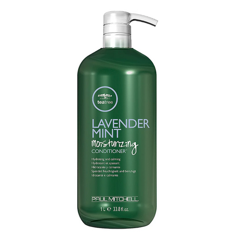 Paul Mitchell Tea Tree Lavender Mint Moisturizing Conditioner 33.8 oz