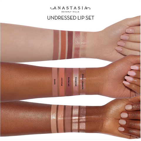 ANASTASIA BEVERLY HILLS Undressed Lip Set