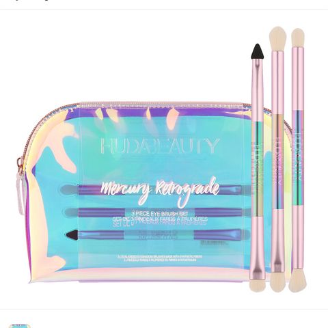 HUDA BEAUTY Mercury Retrograde Brush Set