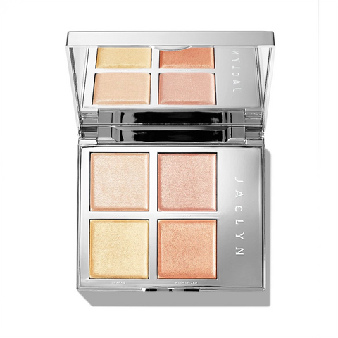 JACLYN COSMETICS ACCENT LIGHT HIGHLIGHTER PALETTE - THE FLASH